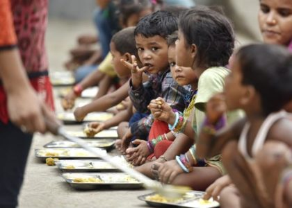 AAHAAR – A mission to end Hunger
