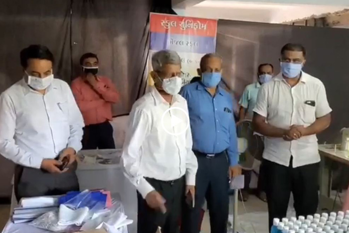 Distribution-of-washable-masks-and-hand-sanitizers-initiative